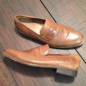 Thursday Boot Company Lincoln Loafer Natural sz 11